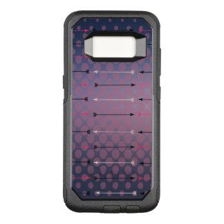 Funda Commuter De OtterBox Para Samsung Galaxy S8 Flechas de Boho