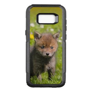 Funda Commuter De OtterBox Para Samsung Galaxy S8+ Foto salvaje del animal del bebé de Cub del equipo