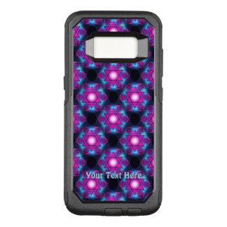 Funda Commuter De OtterBox Para Samsung Galaxy S8 Fractal de Magen Heh