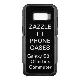 Funda Commuter De OtterBox Para Samsung Galaxy S8+ Galaxia personalizada personalizado S8+ Caja del