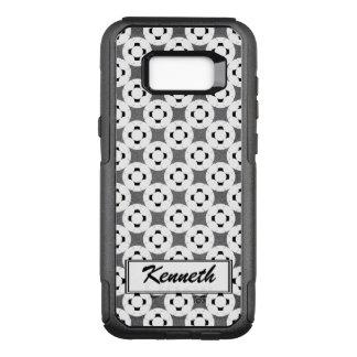 Funda Commuter De OtterBox Para Samsung Galaxy S8+ Gamepad negativo de Kenneth Yoncich