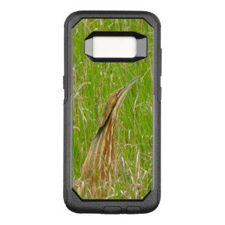 Funda Commuter De OtterBox Para Samsung Galaxy S8 Garza de Brown de Bosque Del Apache