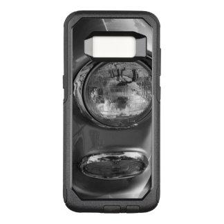 Funda Commuter De OtterBox Para Samsung Galaxy S8 Grayscale de la linterna de 55 Chevy