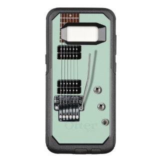 Funda Commuter De OtterBox Para Samsung Galaxy S8 Guitarra eléctrica