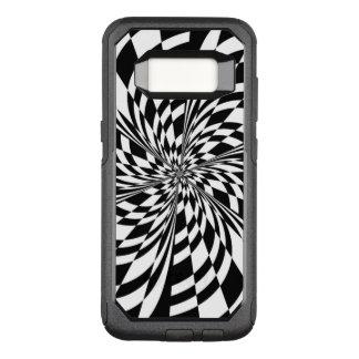 Funda Commuter De OtterBox Para Samsung Galaxy S8 Hipnotizar remolino
