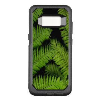 Funda Commuter De OtterBox Para Samsung Galaxy S8 Hojas del helecho