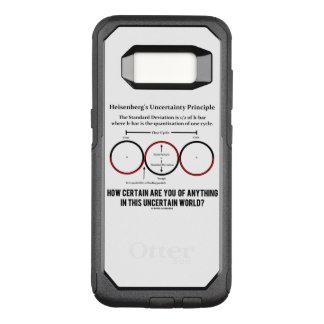Funda Commuter De OtterBox Para Samsung Galaxy S8 Humor de la física del principio de la