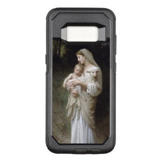 Funda Commuter De OtterBox Para Samsung Galaxy S8 Jesús, Maria y el cordero