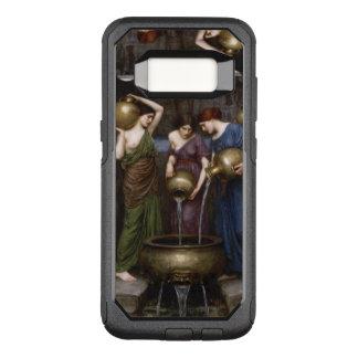 Funda Commuter De OtterBox Para Samsung Galaxy S8 John William Waterhouse Danaides