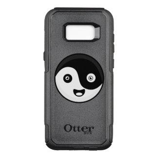 Funda Commuter De OtterBox Para Samsung Galaxy S8+ Kawaii Yin Yang