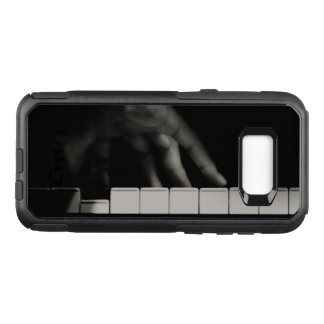 Funda Commuter De OtterBox Para Samsung Galaxy S8+ La mano del pianista