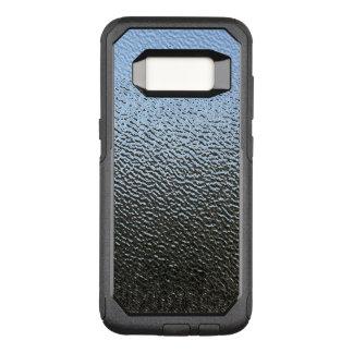 Funda Commuter De OtterBox Para Samsung Galaxy S8 La mirada del vidrio texturizado arquitectónico