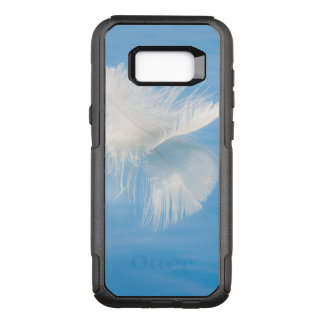 Funda Commuter De OtterBox Para Samsung Galaxy S8+ La pluma blanca refleja en el agua el | Seabeck,