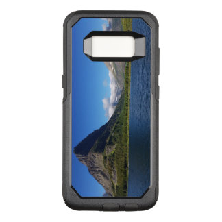 Funda Commuter De OtterBox Para Samsung Galaxy S8 Lago bowman - Parque Nacional Glacier Montana