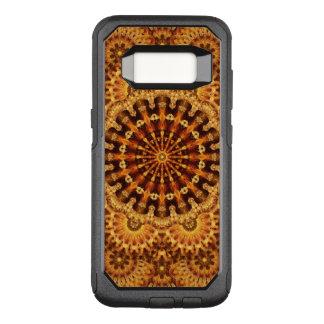 Funda Commuter De OtterBox Para Samsung Galaxy S8 Mandala de la arena y de la llama