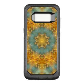 Funda Commuter De OtterBox Para Samsung Galaxy S8 Mandala de la flor de los cielos