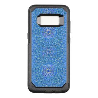 """Funda Commuter De OtterBox Para Samsung Galaxy S8 Mandala de la inspiración - """"alegría """""""