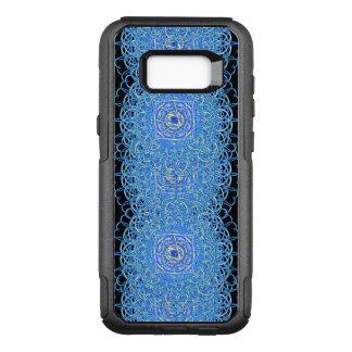 """Funda Commuter De OtterBox Para Samsung Galaxy S8+ Mandala de la inspiración - """"alegría """""""