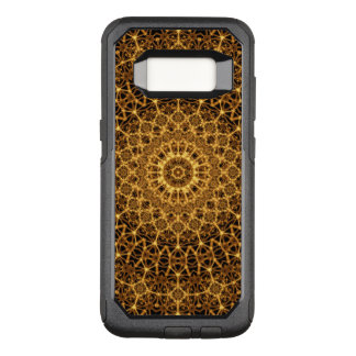 Funda Commuter De OtterBox Para Samsung Galaxy S8 Mandala de oro del ojo