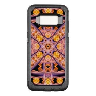Funda Commuter De OtterBox Para Samsung Galaxy S8 Mandala del calor