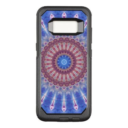 Funda Commuter De OtterBox Para Samsung Galaxy S8 Mandala del escudo de la estrella