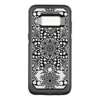 Funda Commuter De OtterBox Para Samsung Galaxy S8 Mandala del modelo de punto