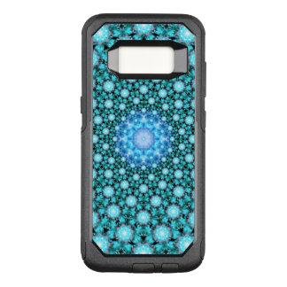 Funda Commuter De OtterBox Para Samsung Galaxy S8 Mandala estelar de la cascada
