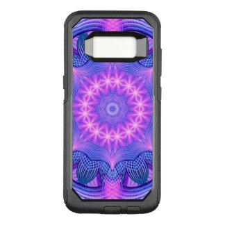Funda Commuter De OtterBox Para Samsung Galaxy S8 Mandala ideal de la estrella
