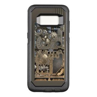 Funda Commuter De OtterBox Para Samsung Galaxy S8 Mecanismo de Steampunk