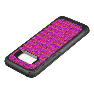 Funda Commuter De OtterBox Para Samsung Galaxy S8 Mezcla preciosa hermosa de colores rosados