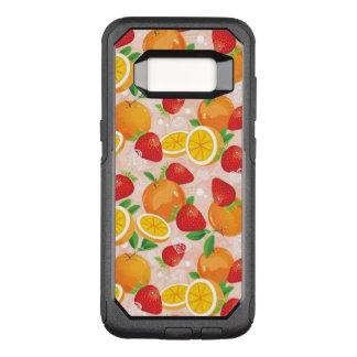 Funda Commuter De OtterBox Para Samsung Galaxy S8 Modelo abstracto con la fresa