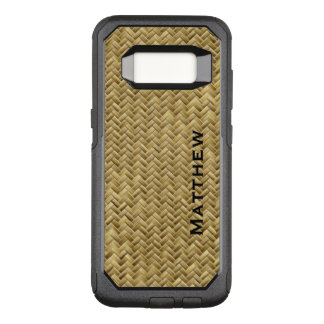 Funda Commuter De OtterBox Para Samsung Galaxy S8 : Modelo de armadura de cesta de GoldenFaux