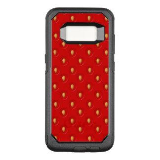 Funda Commuter De OtterBox Para Samsung Galaxy S8 Modelo de la fresa