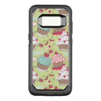 Funda Commuter De OtterBox Para Samsung Galaxy S8 Modelo de la magdalena