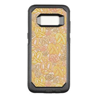 Funda Commuter De OtterBox Para Samsung Galaxy S8 Modelo del pretzel