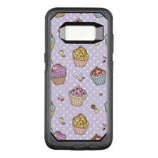 Funda Commuter De OtterBox Para Samsung Galaxy S8 Modelo retro de los dulces