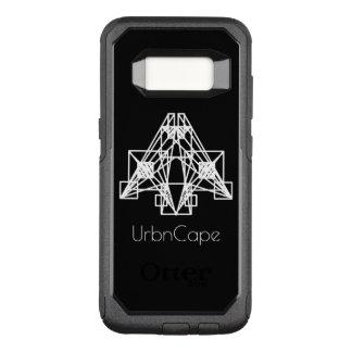 Funda Commuter De OtterBox Para Samsung Galaxy S8 Otterbox blanco geométrico del diseñador S8 de