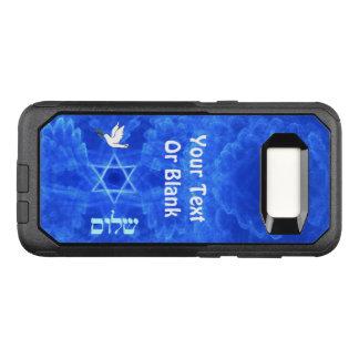 Funda Commuter De OtterBox Para Samsung Galaxy S8 Paloma - Shalom