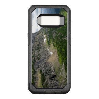 Funda Commuter De OtterBox Para Samsung Galaxy S8 Parque Nacional Glacier Montana del rastro de