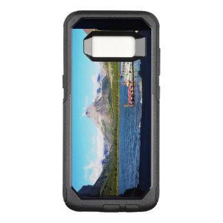 Funda Commuter De OtterBox Para Samsung Galaxy S8 Parque Nacional Glacier mucho glaciar