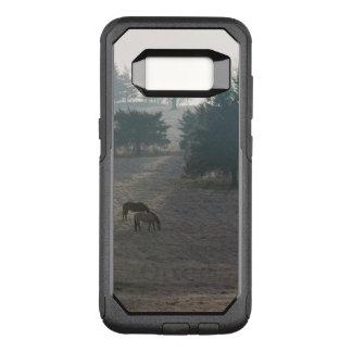 Funda Commuter De OtterBox Para Samsung Galaxy S8 Pasto de niebla
