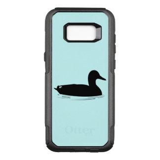 Funda Commuter De OtterBox Para Samsung Galaxy S8+ Pato del pato silvestre en silueta