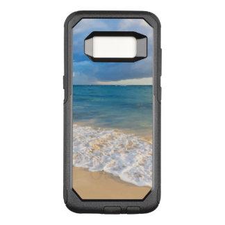 Funda Commuter De OtterBox Para Samsung Galaxy S8 Playa tropical del verano escénica