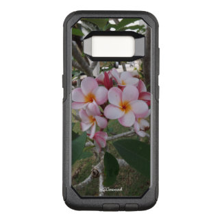 Funda Commuter De OtterBox Para Samsung Galaxy S8 Plumeria rosado