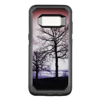 Funda Commuter De OtterBox Para Samsung Galaxy S8 Puesta del sol del otoño