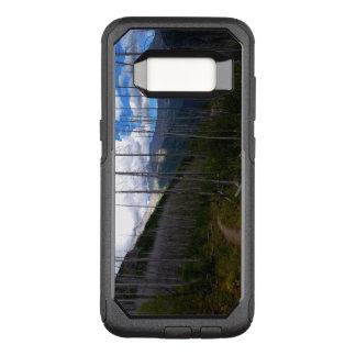 Funda Commuter De OtterBox Para Samsung Galaxy S8 Quemadura del rastro de Highline del Parque