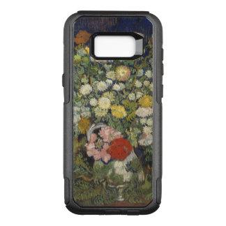 Funda Commuter De OtterBox Para Samsung Galaxy S8+ Ramo de flores en un florero