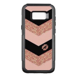 Funda Commuter De OtterBox Para Samsung Galaxy S8+ Rayas