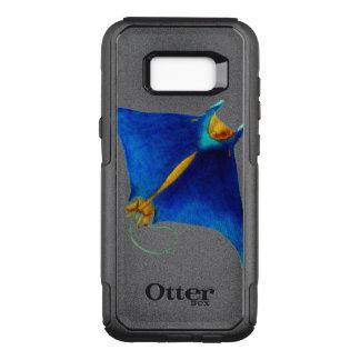 Funda Commuter De OtterBox Para Samsung Galaxy S8+ rayo de manta