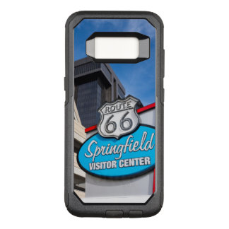 Funda Commuter De OtterBox Para Samsung Galaxy S8 Recepción a Springfield